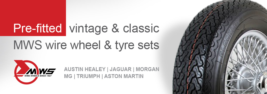 Motor Wheel Services Wheel & Tyre Sets