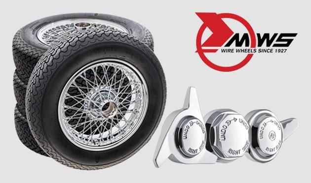 Motor Wheel Services Wire Wheels & Accessories