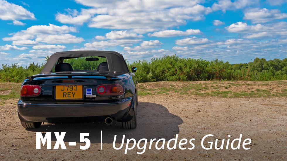 MX-5 Upgrades Guide blog