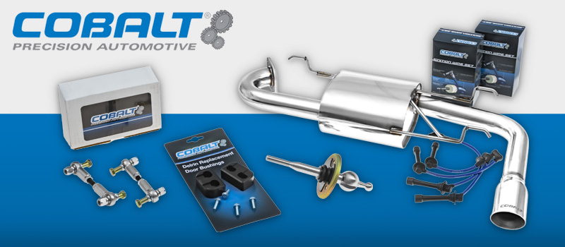 Cobalt, high quality exhaust systems for the MX-5