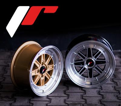 Japan Racing Wheels