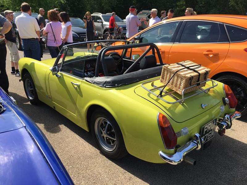 Walton Classic Car Meet