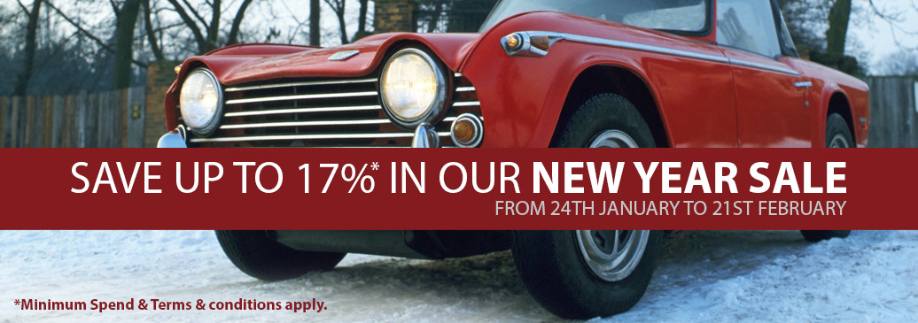 New Year Sale Save Up To 17%