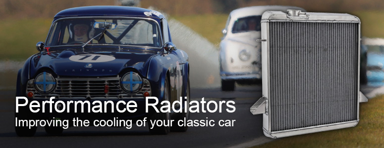 Performance radiators