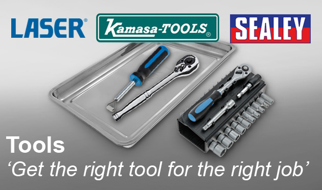The right tools for the right job