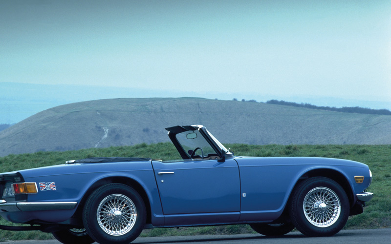 TR6 Buyer's Guide image 01