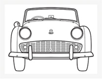 Triumph TR2-4A