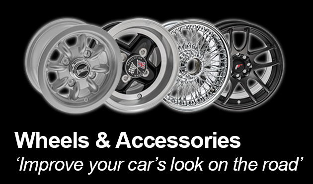 Wheels, Tyres & Accessories