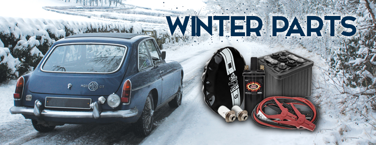 Parts to keep your classic on the road this winter