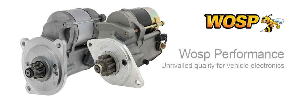Wosp Performance vehicle electronics