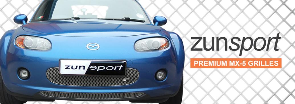 Zunsport Premium MX-5 grilles